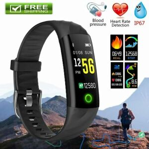 Fitness-Watch-Heart-Rate-Blood-Pressure-Monitor-Activity-Tracker-Fitbit-Bracelet