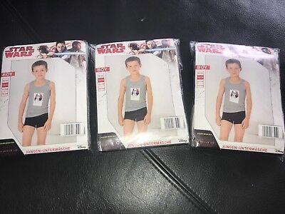 Star Wars Unterhemd con Unterhose