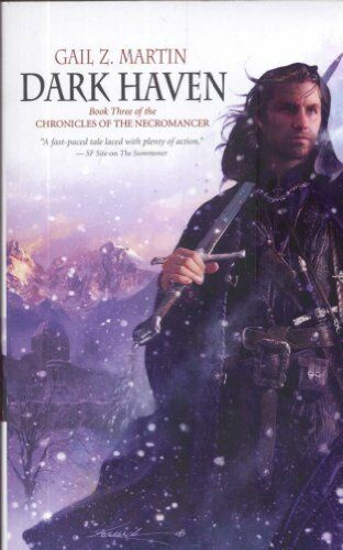 1 of 1 - Dark Haven (Chronicles of the Necromancer) By Gail Martin