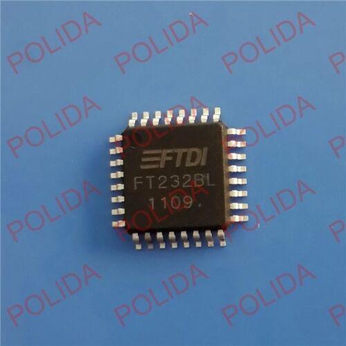 1PCS USB UART Interface IC FTDI LQFP-32 FT232BL FT232BL-REEL