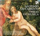 Obras de Musica von Dadre,Doulce Memoire (2013)