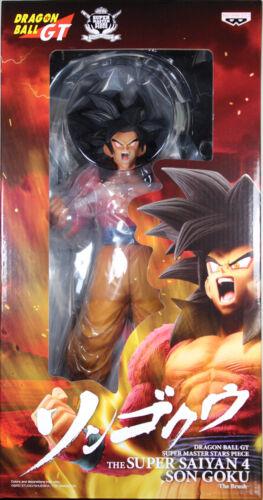"SSIV Dragonball Z ~ 13/"" SUPER SAIYAN 4 GOKU /""THE BRUSH/"" STATUE ~ Banpresto"
