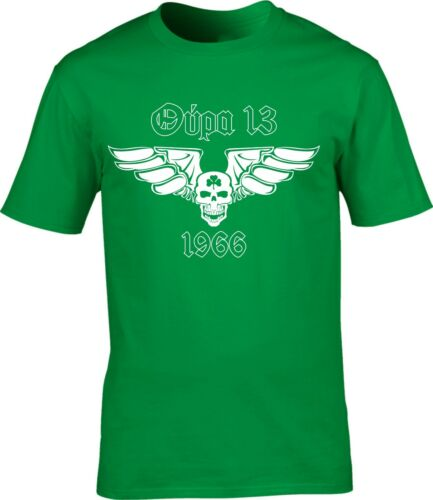 Gate 13 Panathinaikos PAO T-shirt Ultras Football Greece