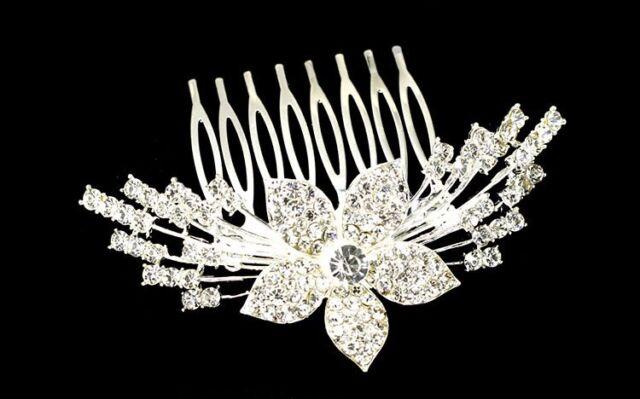 Perle Tiara Haarschmuck Kristall Diadem Hochzeit Braut Prinzessin Krone Mk06 Braut-accessoires