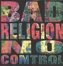 BAD RELIGION-NO CONTROL  VINYL LP NEW