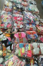 Wholesale Lot Resale 180 Pair Novelty Socks Sizes 9-11, 6-8, 4-6 NEW