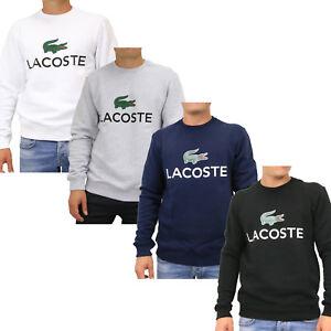 Das Bild wird geladen Lacoste-Sweatshirt-Pullover-Pulli-Herren-SH0605 e4b1febaf4