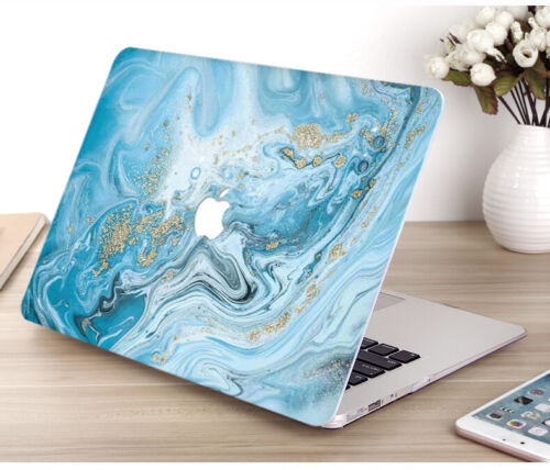 """Laptop Hard Case //Keyboard Cover for Apple MacBook Air 13/"""" 13.3/"""" 2015 2017 2018"""