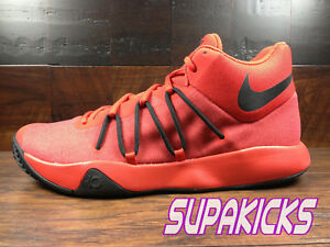 3de31f32f142 Nike KD Trey 5 V (Red   White) Kevin Durant  897638-600  Mens ...