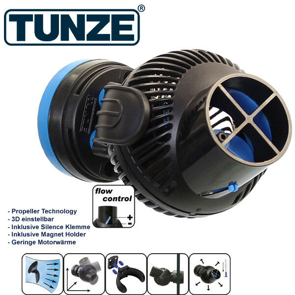 Tunze Turbelle® nanostream 6045 4500 l h nur 5-7 Watt incl. Flow Control