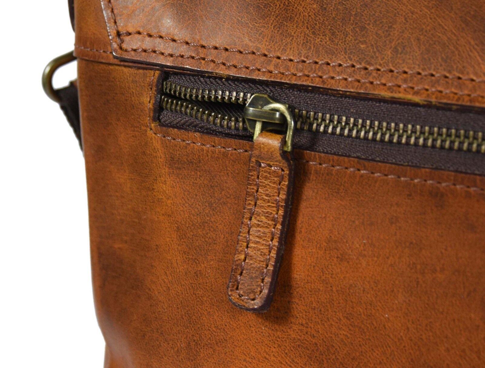 Leder Tasche Umhängetasche 15 Zoll Laptop Schultertasche Messenger Bag Schulranz Schulranz Schulranz   Auktion  3d202b