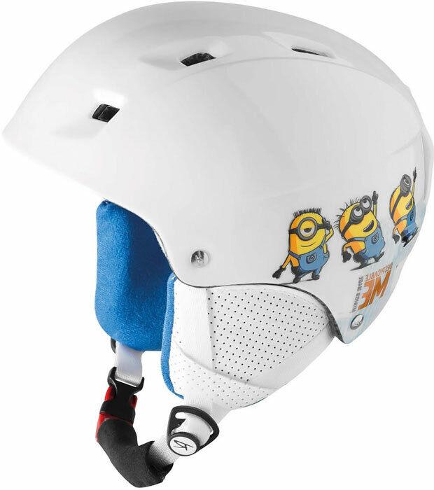 Rossignol Kids Comp J Minions Ski Board Helmet
