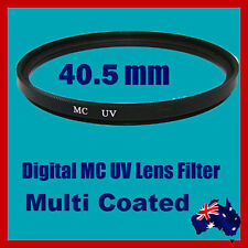 Premium Quality 40.5mm Digital MC Multi Coated UV Lens Filter Canon Nikon Sony