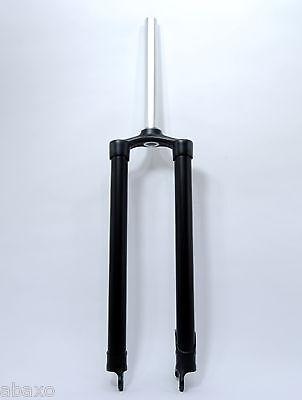 """X-Lite Rigid Alu 29er Mountain Bike Fork 48.5cm, Disc Specific, for 29"""" Wheel"""