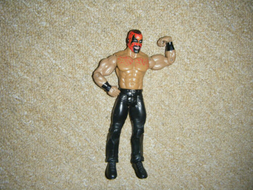WWE WRESTLING ACTION FIGURE SERIE DELUXE TNA Classic legende aggressione MATTEL