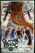 GUTTER MAGIC #2 (of 4) Sub Cover (IDW 2016 Comics) NM Comic Book
