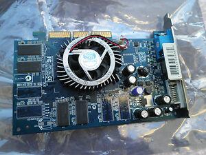 GeForce FX 5600 XT -Sapphire DVI / S-Video VGA out - AGP Graphik - Frankfurt, Deutschland - GeForce FX 5600 XT -Sapphire DVI / S-Video VGA out - AGP Graphik - Frankfurt, Deutschland