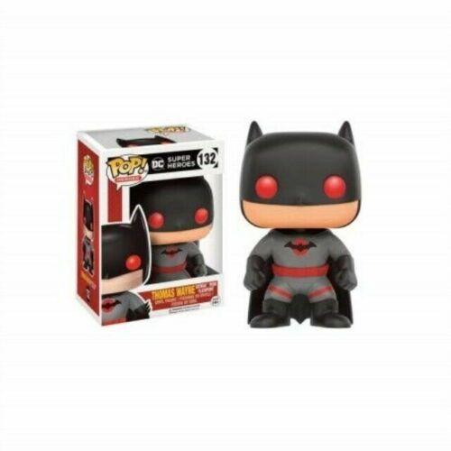 Prêt à expédier! en main Spin Master DC-Batman Thomas Wayne Flashpoint difficile à trouver
