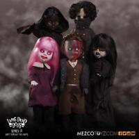 Living Dead Dolls Official Complete 5p Series 31 Collectible Dolls Case