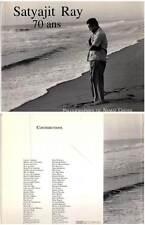 SATYAJIT RAY , 70 ANS (LIVRE/BOOK) Nemai Ghosh 1991