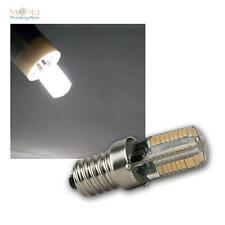 LED Lampe E14, 72 SMD LEDs kaltweiß, 200lm, 300°, Leuchtmittel Birne Glühbirne