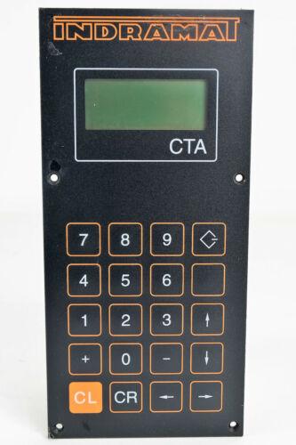 Indramat CTA 03.1N-DLC Bedienfeld für DLC 1.1