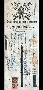 MEUNG-sur-LOIRE-amp-PARIS-45-X-USINE-de-FOUETS-034-Louis-PINAULT-G-MICHOUX-034