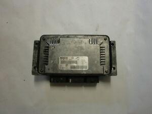 calculateur 3 prises bosch peugeot / citroen 0281001839 (ref 0654)