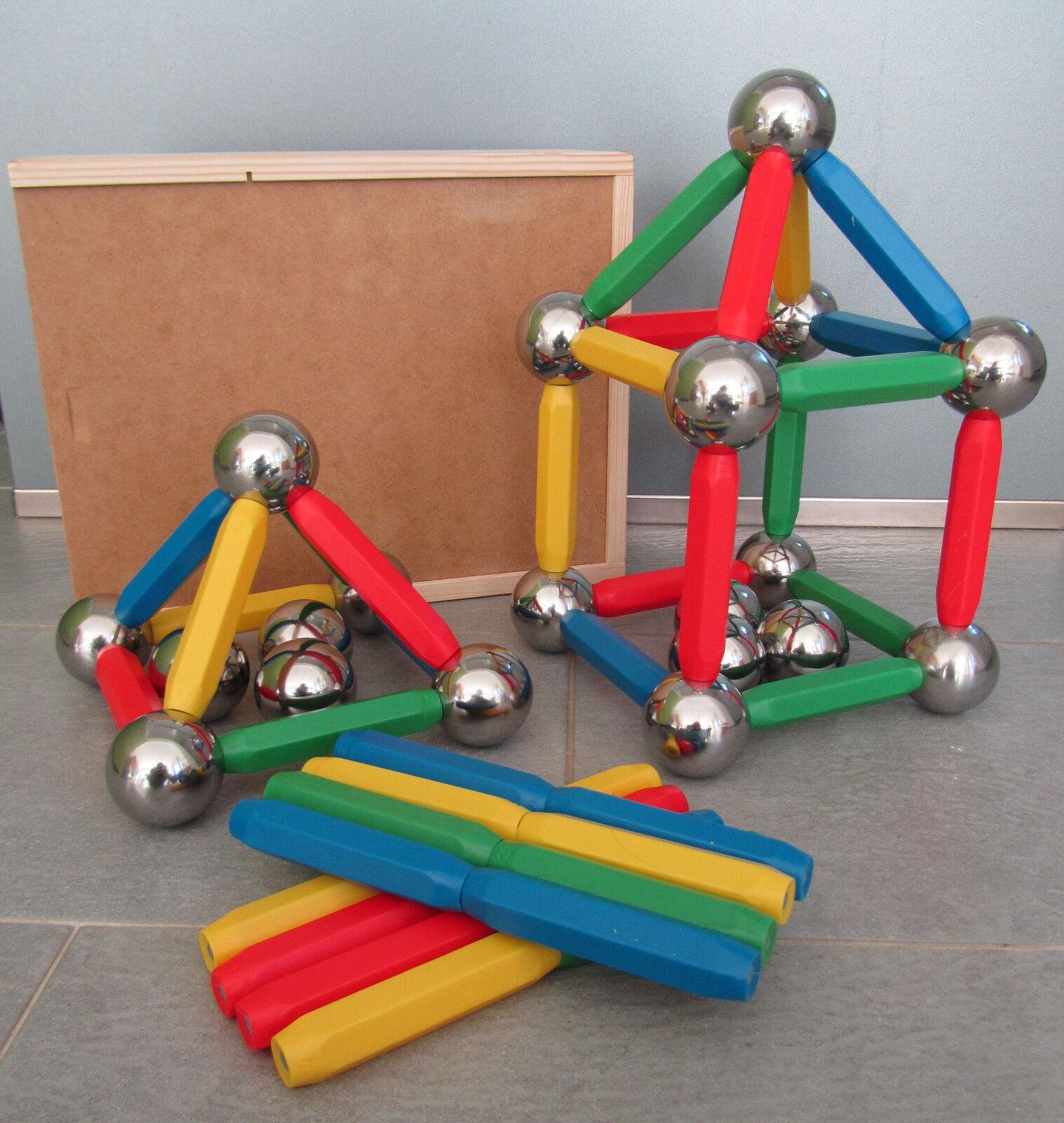 Magnetico XXL Magnetkugeln Magnetspiel 120 teilig
