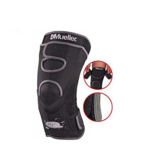 Mueller Hg80 Knee Brace Hydracinn Fabric Compression Knee Support