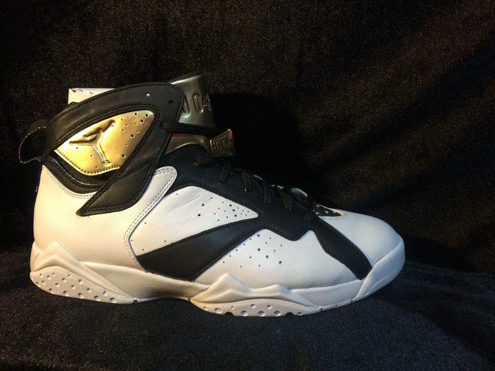 Nike Air Jordan 7 retro VII SZ C & C Champagne reduccion de precio SZ VII 14 nuevos zapatos para hombres y mujeres, el limitado tiempo de descuento 2b2de1