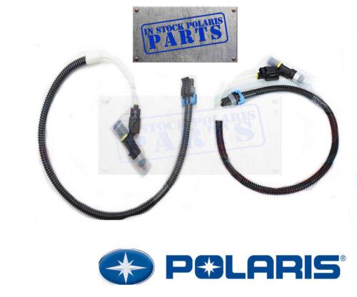 OEM Fuel Injector Harness Set 2011-2017 Polaris RZR /& Ranger 800 1204319 1204318