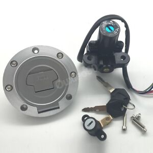 Details about Ignition Switch Fuel Gas Cap Lock Key Kit For Yamaha on