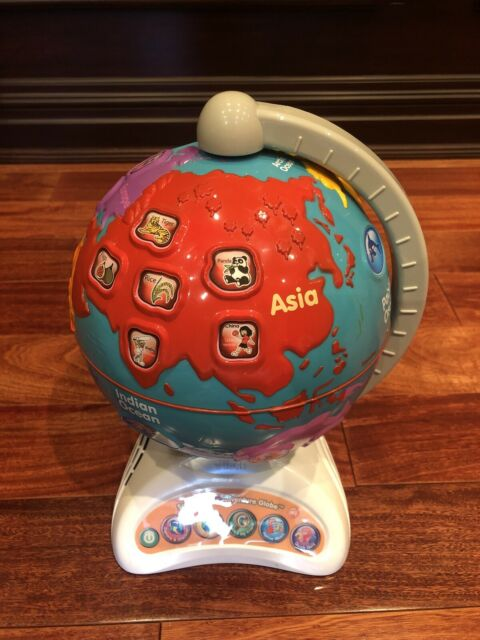 VTech Spin & Learn Adventure Globe Interactive Toy ...