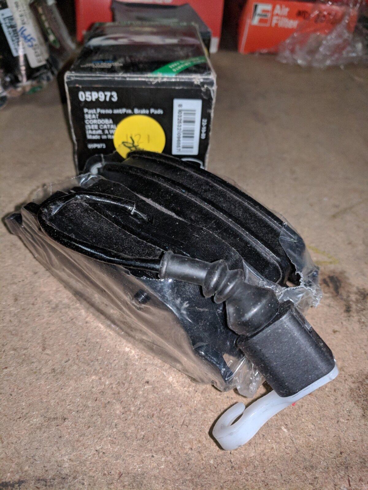 LPR 05P973/Brake Pad Set disc brake