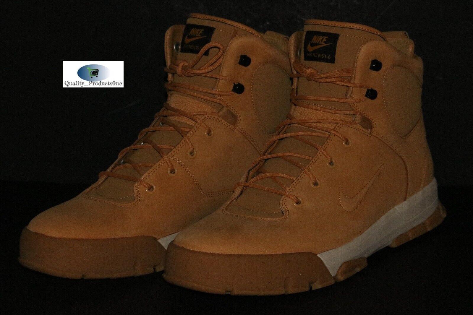 Brand New Mens Nike Air Nevist-6 Haystack/Birch 454402 772 Size 14