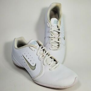 9 Cheer Dance Shoes White 647937-100