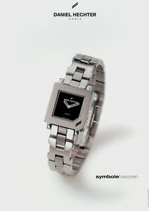 Daniel Hechter Symbole For Women Prospekt 2002 9/02 Uhrenprospekt Brochure Watch