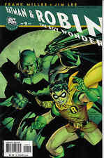 ALL STAR BATMAN AND ROBIN THE BOY WONDER #9 / GREEN LANTERN / LEE & MILLER