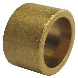 Oilite Bronze Bush 16mm bore x 20mm OD x 30mm long
