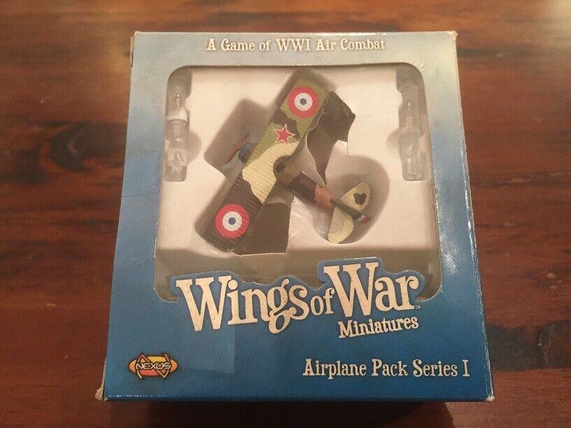 Wings of War - Airplane packa serier 1 - Spad X111 (Fonck) -1 144