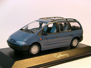 Ford-galaxy-1996-to-1-43-by-minichamps