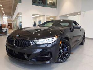 2019 BMW Série 8 M850i xDrive | NAVI | LEATHER | PUSH BUTTON START |