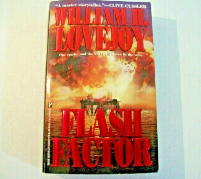Flash Factor by William H. Lovejoy (1999, Paperback)