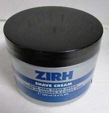 ZIRH 8.4oz/250ml Men Aloe Vera Shave Cream