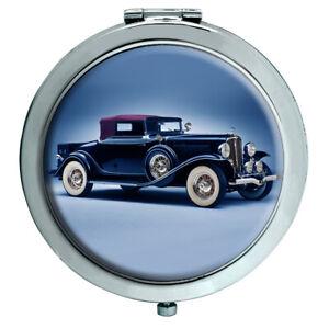 1931-Auburn-Cabriolet-Car-Compact-Mirror