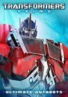 Transformers Prime Ultimate Autobots - Dvd-standard Region 1 Shi