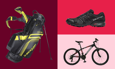 20% off Sporting Goods