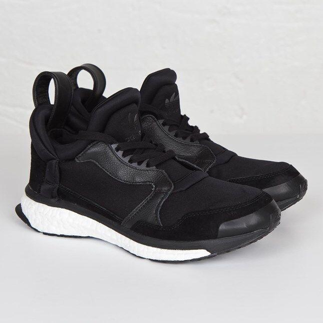 Adidas Originals Azul Boost Tallas  6.5, 7, 10 Negro  Tallas  Nuevo Y En Caja S82496 Rara bdfab0
