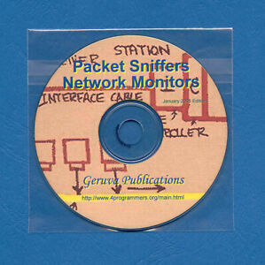 Packet-Sniffer-Network-Security-Linux-UNIX-Windows-CD